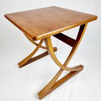 Nathan X-frame Legged Nest of Tables (11 of 11)