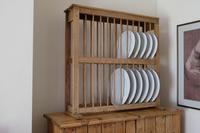 Antique Pine Freestanding Plate Rack (3 of 20)