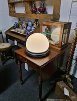 Art Deco Table Lamp / Sphere Lamp 1920s Interior (6 of 6)