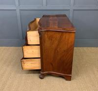 19th Century French Flame Mahogany Commode (2 of 20)