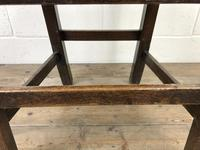 Pair of 19th Century Welsh Oak Farmhouse Chairs (8 of 12)