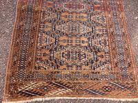 Antique Yumut Turkoman Rug (3 of 7)