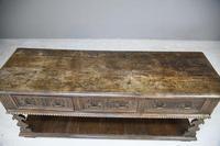 English Oak Dresser (9 of 12)