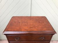 Antique Burr Walnut Chest on Chest (8 of 10)
