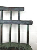 Unusual Primitive Style Painted Stick Chair (5 of 10)