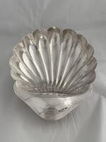 Edwardian Silver Shell Bowl 1902 Sheffield HENRY ATKIN Large Size Antique (3 of 10)