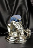 Silver Plated Elephant Pin Cushion by Lee & Wigfull (10 of 10)