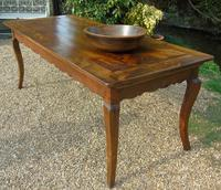 Fabulous Large French Fruitwood Farmhouse Table (8 of 11)