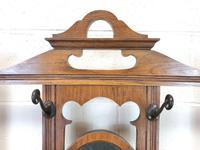 Antique Oak Hall Stand (4 of 11)