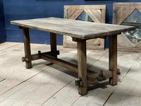 Rustic French Washed Oak Farmhouse Dining (19 of 21)