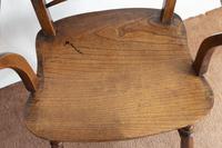 Pair of Ash & Fruitwood Mendlesham Chair (4 of 7)