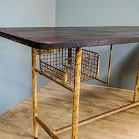 I920s Industrial Table (2 of 5)