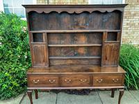 Georgian Oak Dresser c 1760 (9 of 11)