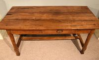 Farmhouse Table 18th Century French Provincial Cherry Wood (5 of 7)