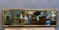 George II Design Overmantle Mirror c.1920