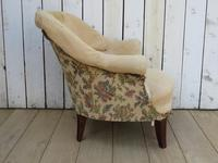 French Tub Armchair for re-upholstery (5 of 8)