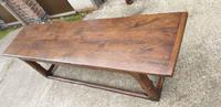 Outstanding 17th Century Oak Refrectory Table (2 of 8)