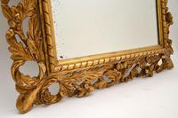 Antique French Carved Giltwood Mirror (8 of 10)
