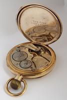 Antique Limit Full Hunter Pocket Watch (5 of 6)