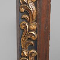 Pair of Gothic Revival Oak Standard Lamps (11 of 12)
