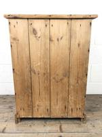 Antique Pine Chest of Drawers on a Plinth Base (2 of 13)