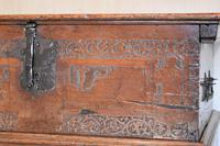 Italian Renaissance Cedar Box on Later Stand (4 of 13)