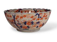 Meiji Period Imari Bowl (2 of 6)