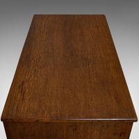 Antique Chest of Drawers, English, Oak, Tallboy, Early Victorian c.1840 (4 of 12)