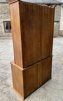 Antique Victorian Pine Shelved Larder Cupboard (18 of 19)