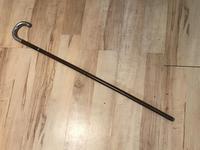 Gentleman's Walking Stick Sword Stick with Silver Handle (2 of 20)