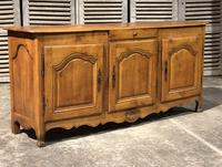 French Early Cherry Wood Sideboard (9 of 14)