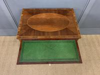 Sheraton Revival Inlaid Table (5 of 18)