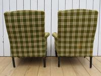 Pair of Napoleon III French Armchairs for re-upholstery (6 of 9)