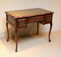 French Oak Writing Desk (5 of 8)