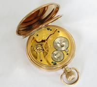 Antique Waltham Traveler Pocket Watch, 1917 (3 of 5)