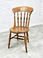 Set of 6 Penny Seat Windsor Kitchen / Dining Chairs (8 of 8)
