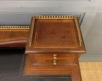 Edwards & Roberts Inlaid Mahogany Writing Desk (6 of 20)