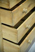 Antique Pine Chest of Drawers (3 of 7)