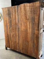 18th Century French Fruitwood Armoire (15 of 19)