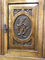 Early 20th Century Antique Oak Dresser (2 of 16)