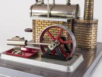 Vintage Wilesco Model D6 Stean Engine (2 of 7)