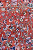Antique Heriz Carpet 349x265cm (5 of 10)