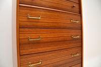 Walnut Tallboy Chest of Drawers by G- Plan Vintage 1960's (7 of 9)