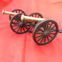 Pair of Victorian Desk Cannons (3 of 3)