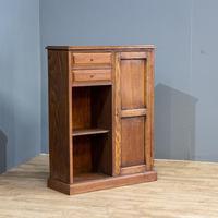 Oak Hall Cabinet (3 of 6)