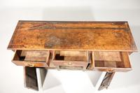 Late 19th Century Oak Kennel Dresser of Small Proportions (2 of 5)