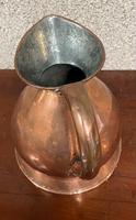 19th Century Copper 'Quartz' Jug (3 of 3)