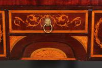 Small Marquetry Inlaid Mahogany Sideboard (2 of 13)