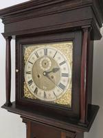 Eight Day Early George II London Longcase Clock (3 of 10)