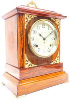 Amazing Seth Thomas Sonora chime mantle clock 8 Day Westminster Chime Bracket Clock (6 of 11)